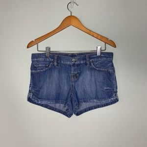 Lucky Brand Jean Shorts Size 8